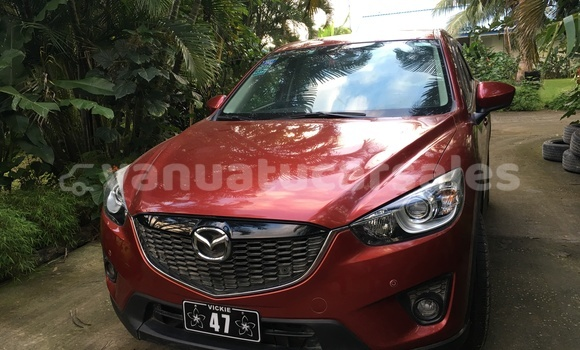 Buy Used Mazda CX7 Other Car in Isangel in Tafea