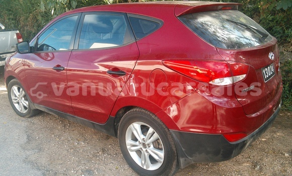 Buy Used Hyundai Tucson Other Car in Norsup in Malampa