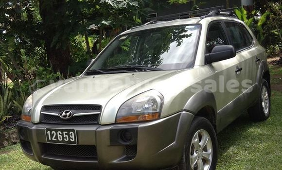 Buy Used Hyundai Tucson Other Car in Luganville in Sanma