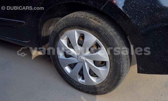 Buy Import Toyota Yaris Black Car in Import - Dubai in Malampa