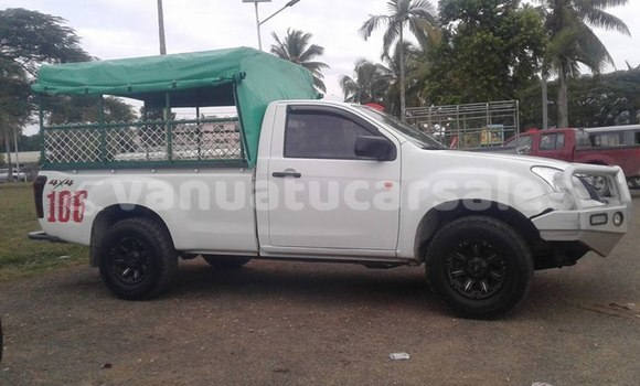 Buy Used Isuzu D–Max Other Car in Port Vila in Shefa