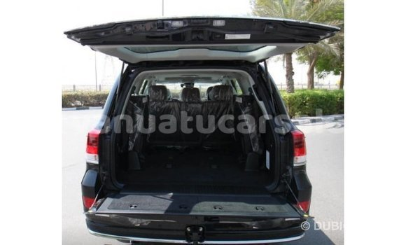 Buy Import Toyota Land Cruiser Black Car in Import - Dubai in Malampa