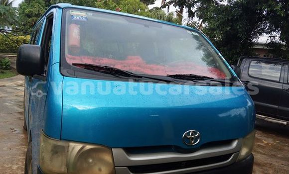 Buy Used Toyota Hiace Other Car in Norsup in Malampa