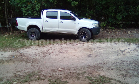 Buy Used Toyota Hilux Other Car in Luganville in Sanma