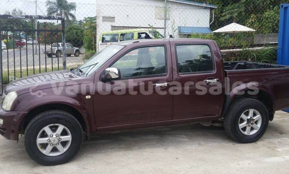 Buy Used Isuzu D–Max Other Car in Norsup in Malampa
