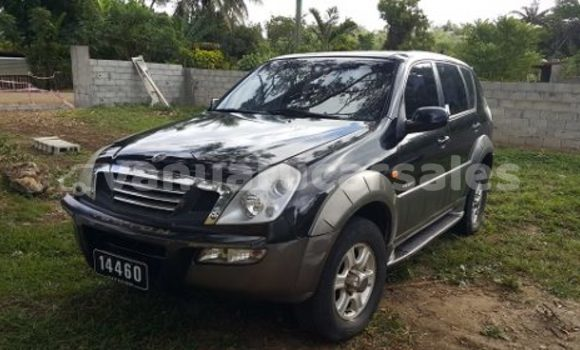 Buy Used SsangYong Rexton Other Car in Lakatoro in Malampa
