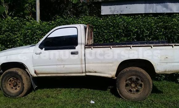 Buy Used Toyota Hilux Other Car in Isangel in Tafea