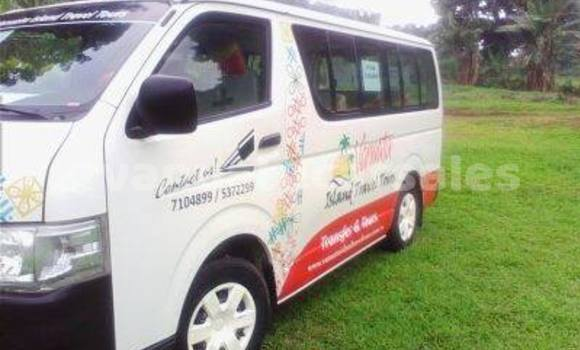 Buy Used Toyota Hiace Other Car in Luganville in Sanma