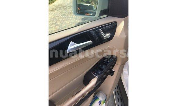 Buy Import Mercedes-Benz GLE White Car in Import - Dubai in Malampa