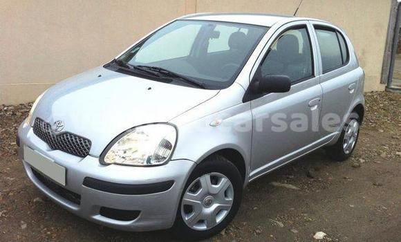 Buy Used Toyota Yaris Silver Car in Port Vila in Shefa