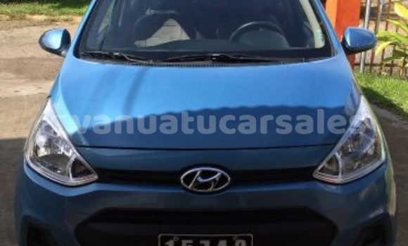 Buy Used Hyundai Grandi10 Other Car in Isangel in Tafea