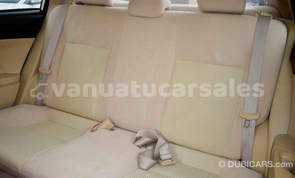 Buy Import Toyota Yaris White Car in Import - Dubai in Malampa