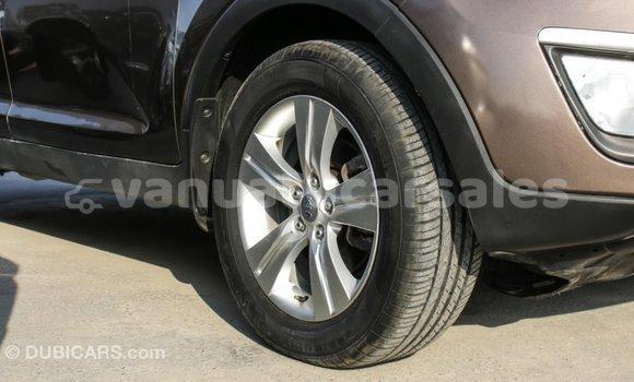 Buy Import Kia Sportage Brown Car in Import - Dubai in Malampa