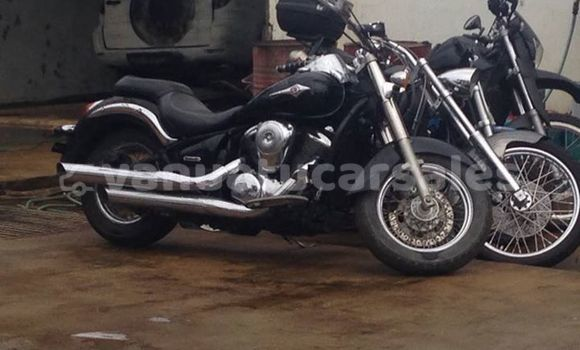 Buy Imported Kawasaki Vulcan Black Bike in Port Vila in Shefa