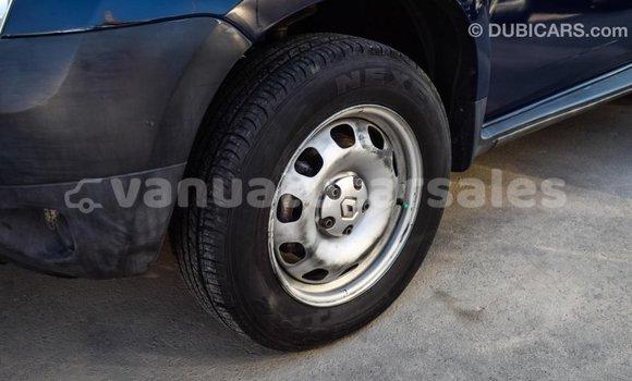 Buy Import Renault Duster Blue Car in Import - Dubai in Malampa