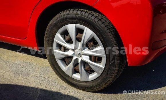 Buy Import Toyota Yaris Red Car in Import - Dubai in Malampa