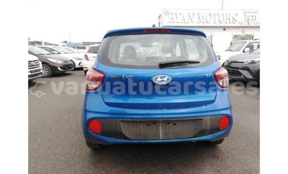 Buy Import Hyundai i10 Blue Car in Import - Dubai in Malampa