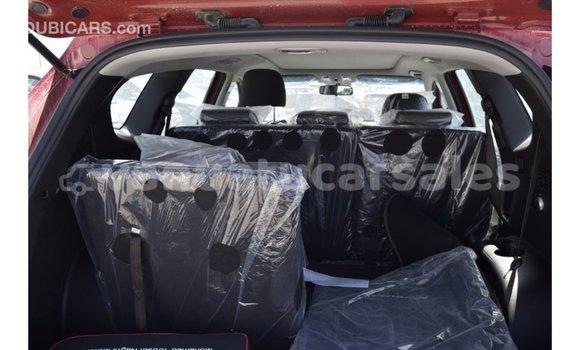 Buy Import Hyundai Santa Fe Red Car in Import - Dubai in Malampa
