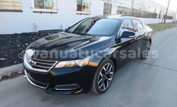 Buy Import Chevrolet Impala Black Car in Import - Dubai in Malampa