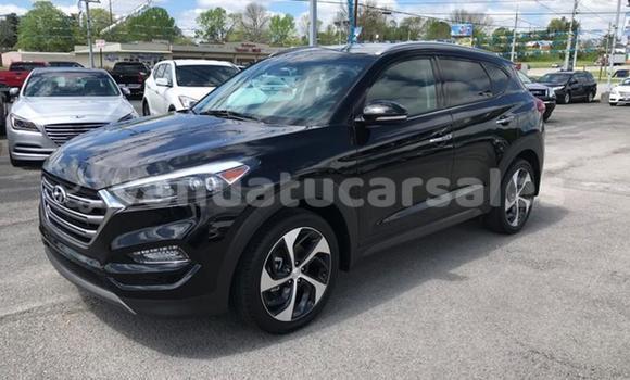 Buy Used Hyundai Tucson Black Car in Port Havannah in Shefa