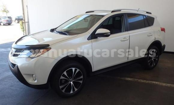 Buy Used Toyota RAV4 Black Car in Demsal in Tafea
