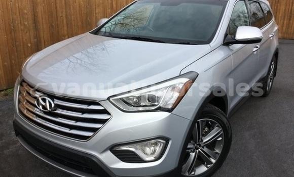 Buy Used Hyundai Santa Fe Silver Car in Burumba in Shefa