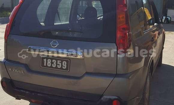 Buy Used Nissan X–Trail Silver Car in Port Vila in Shefa